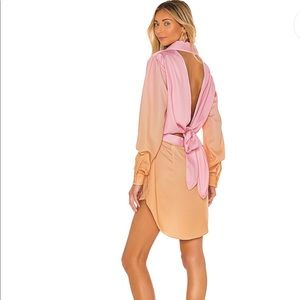 REVOLVE Priscilla Shirt Dress